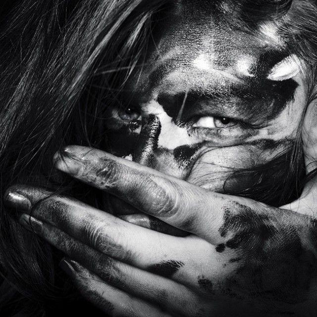 Selfportraits by Nadia Wicker