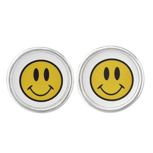 Golden #smiley face - can't be sad with this cute one around. #zazzle