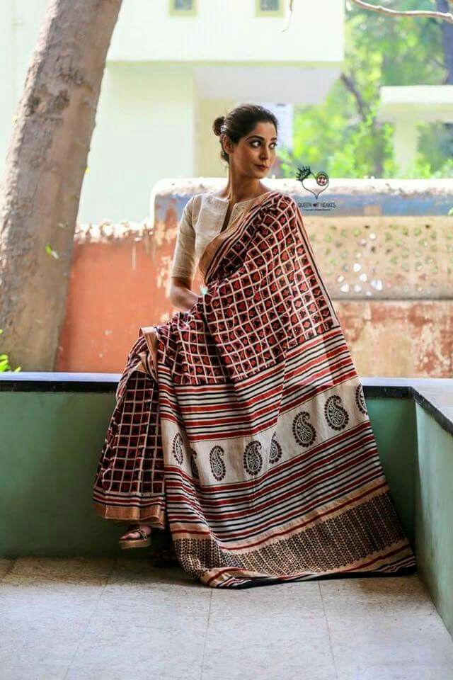 Queen of hearts deepa mehta saree