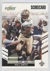 Will Smith #717/750 New Orleans Saints (Football Card) 2007 Score Scorecard #92 by Score. $2.00. 2007 Score Scorecard #92 - Will Smith