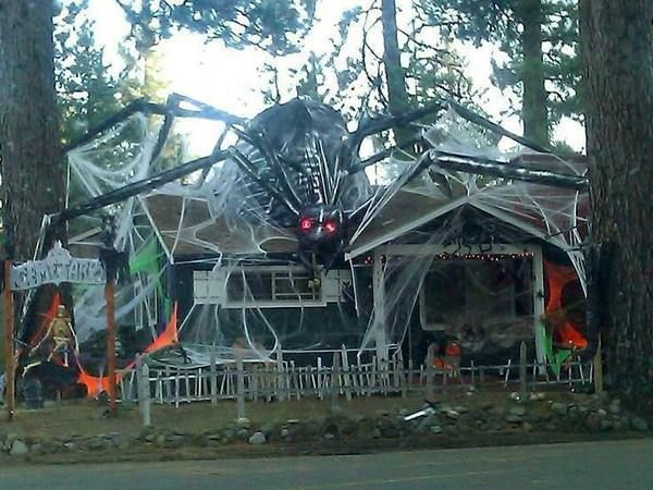 epic halloween decoration