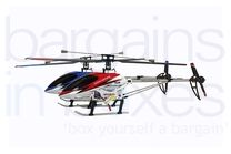 9104 3CH Metal Helicopter w/ Built-in Gyro