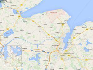 Radreise an der Ostsee rund um Schwedeneck Surendorf
