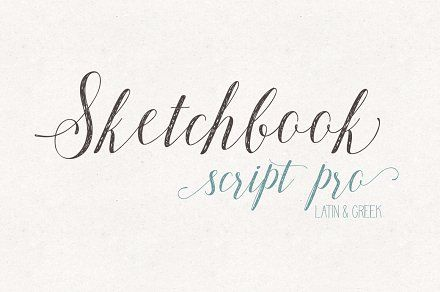 Sketchbook Script pro