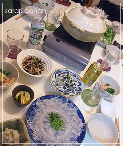 てっちり忘年会 by epicesさん | レシピブログ - 料理ブログのレシピ満載!