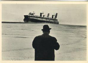 Fotofolio Postcard, France, 1973, Photograph by Josef Koudelka