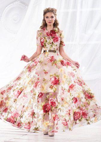 Купить шифоновое платье и сарафаны
