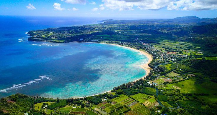 Hanelei Bay – Kauai