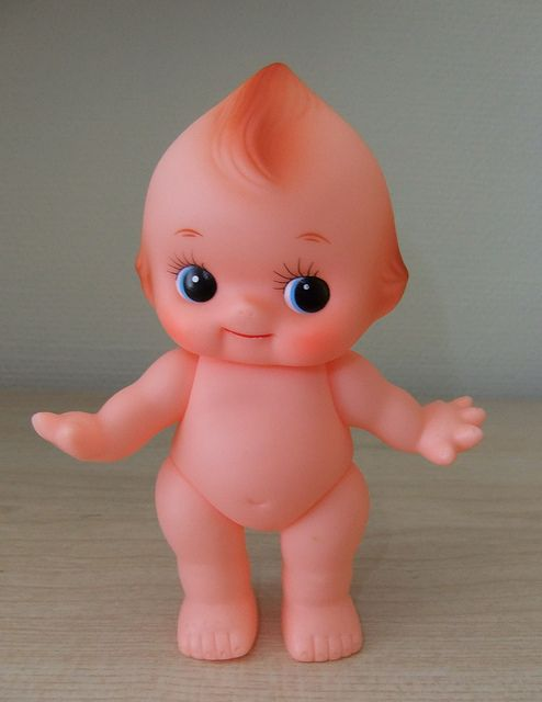a cupie doll