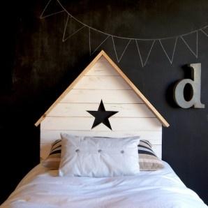 cabezal casa madera