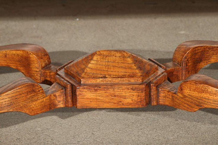 Asztal lábszerkezet