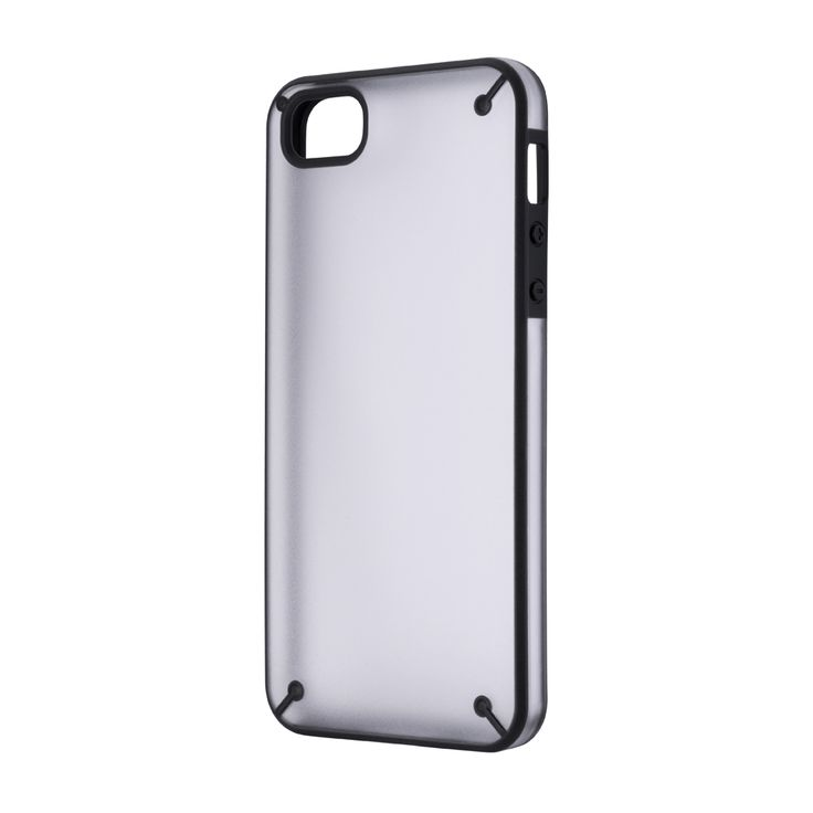 ESSENTIALS SHOCK ABSORBING CASE FOR IPHONE 5 - An elegant yet shock-absorbing shell for iPhone 5. Its dual structure in PC and TPU allows shock reduction while showing through your iPhone 5. http://www.ichicgear.com/essentials-shock-absorbing-case-for-iphone-5.html