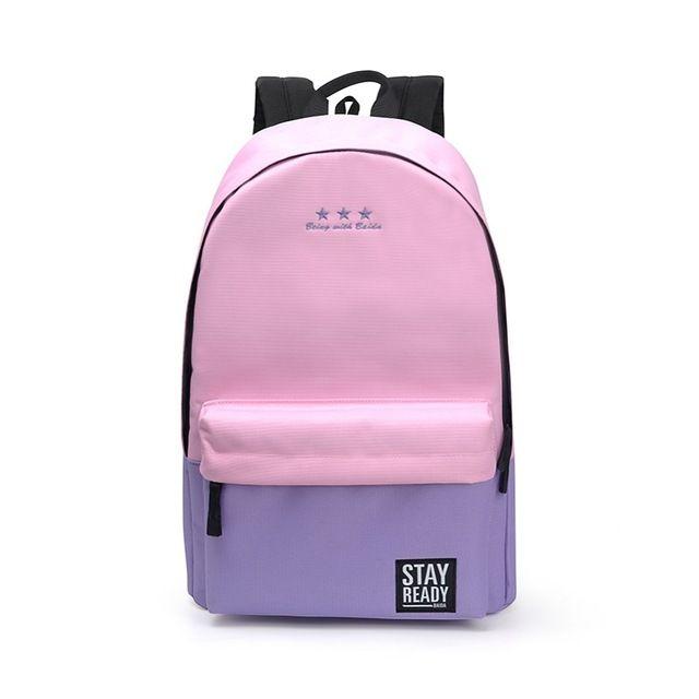 96669d43f083 Мода рюкзак Для женщин детей школьный рюкзак для отдыха корейские женские  рюкзак для ноутбука Дорожные сумки для школы подростков Обувь для девочек  купить ...