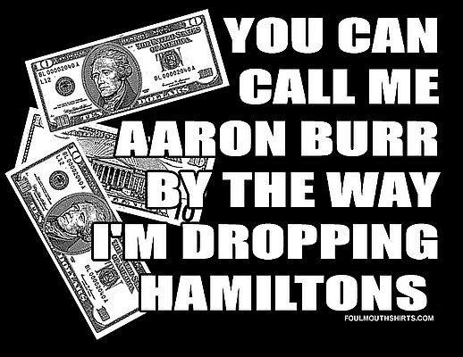 droppin' Hamiltons - Lazy Sunday SNL