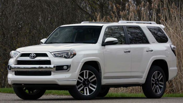 2016 Toyota 4Runner Redesign