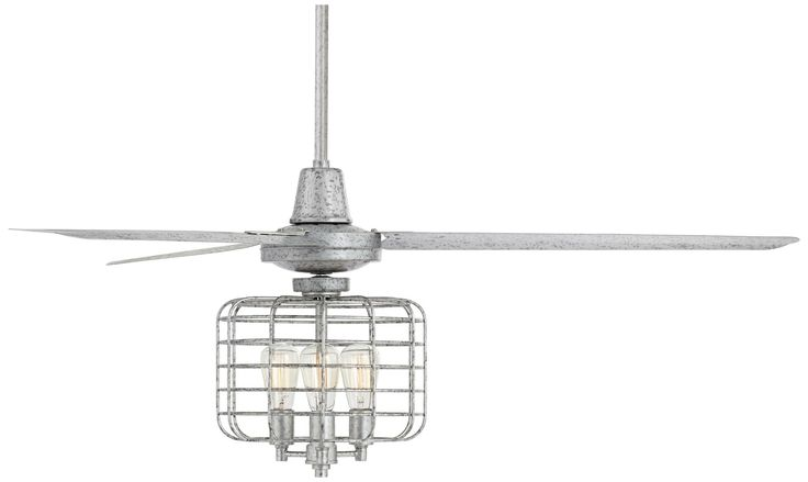 25  best ideas about caged ceiling fan on pinterest