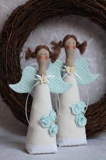 fabric angel craft