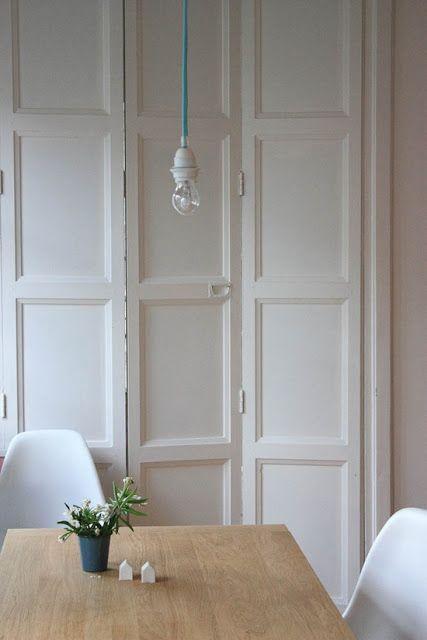 Łamane drzwi to dobre rozwiązanie w wielu pomieszczeniach. Też tak sądzicie?