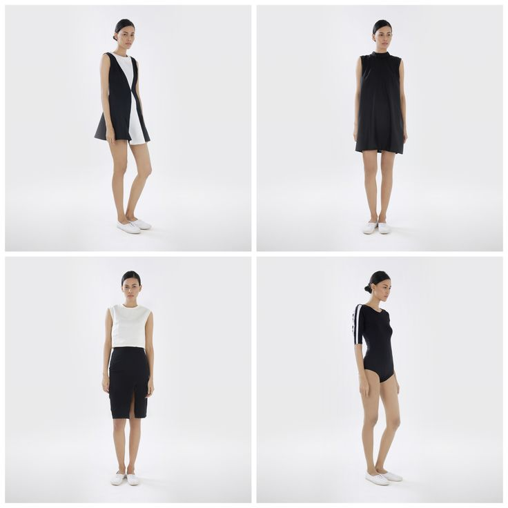 A collection consist of classic monochromes and neutrals mix with sporty modern ease. Now available at shopnefertiti.com. Follow our instagram at @nfrtlabel.