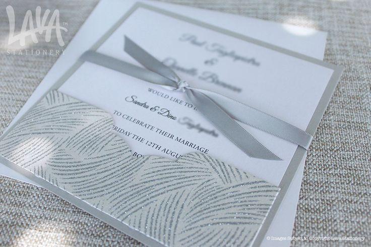 #GlamourPocket #Invitation by www.lavastationery.com.au