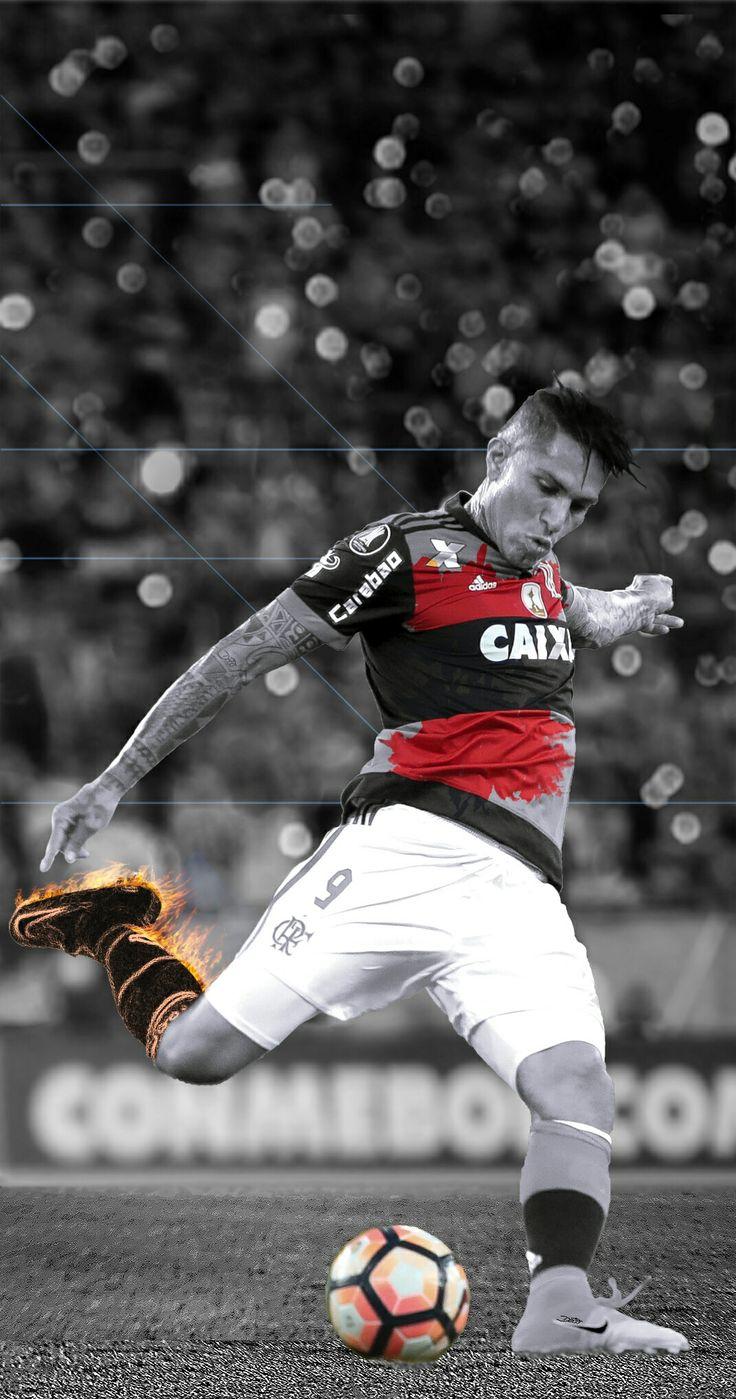 Paolo Guerrero 09 #Flamengo