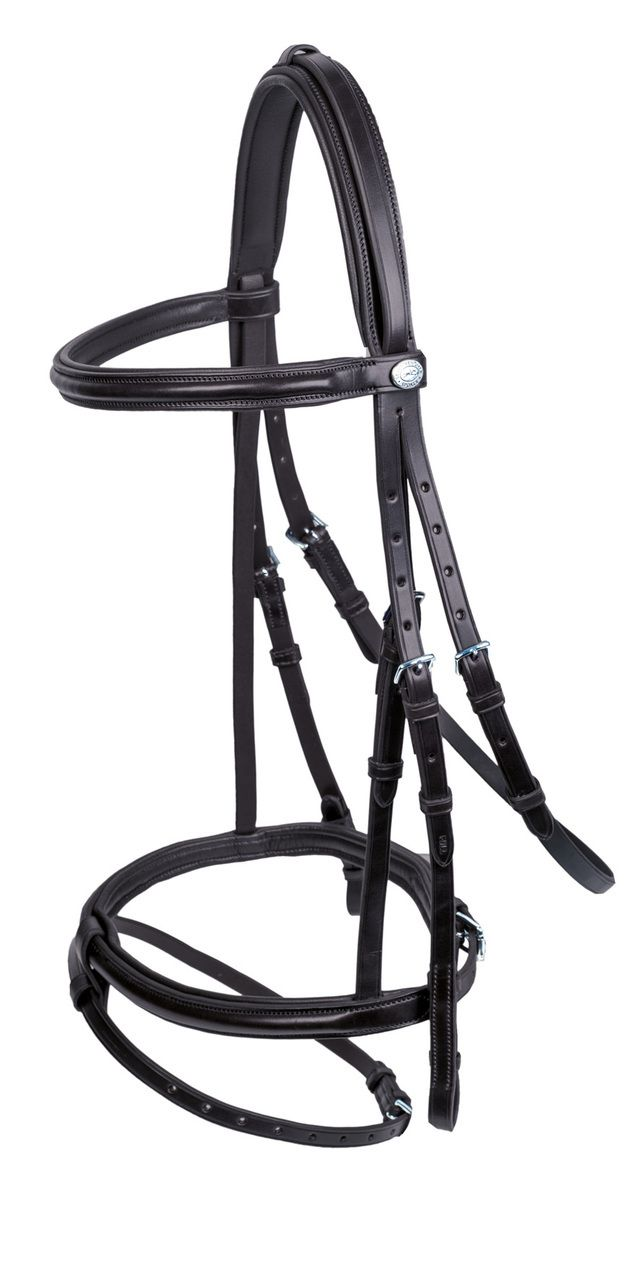 English Tack Shop - Schockemohle Sports Simple Elegance Londonderry Flash Bridle, $349.95 (http://www.englishtackshop.com/horse-bridles-for-sale/)