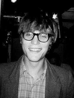 Johnny Flynn.  Cutest guy on the planet!!!  well, 2nd cutest :)