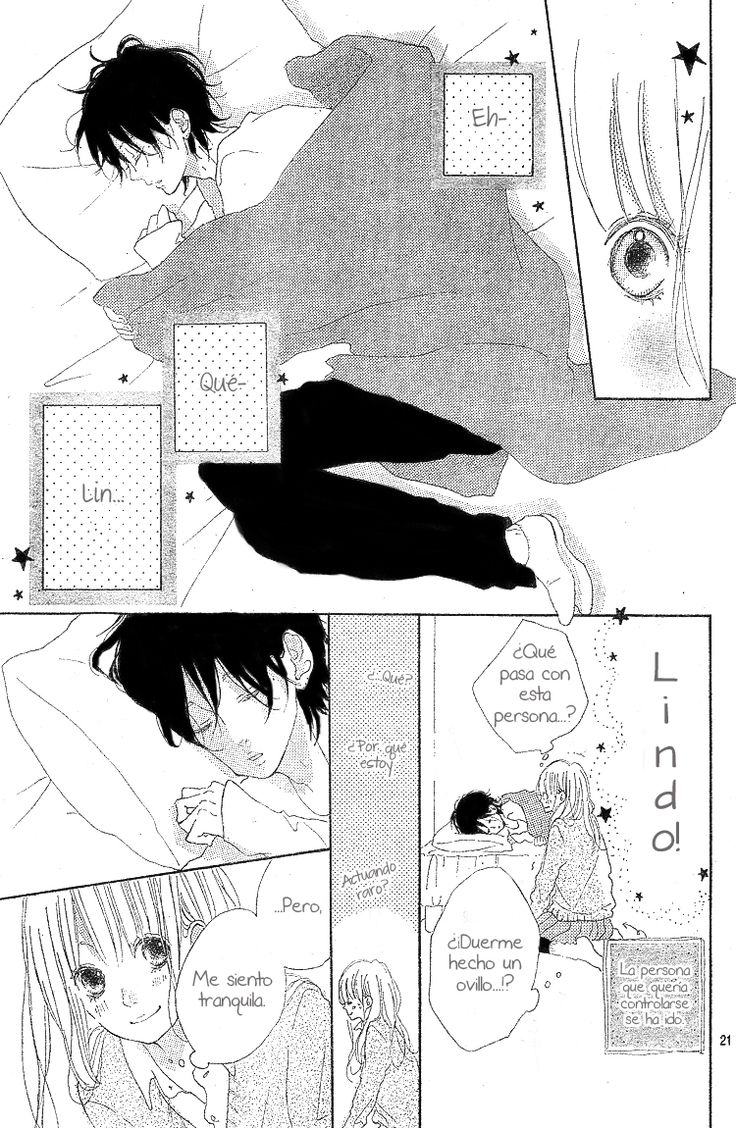 Manga Tig-Hug Planet Capítulo 3 Página 21