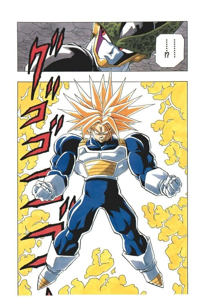 Dragon Ball #trunks_mirai #future_trunks ss2