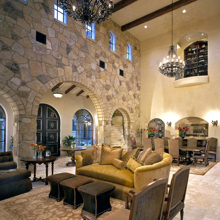 Arcadas stone decoraci n pinterest interiores for Decoracion del hogar en pinterest