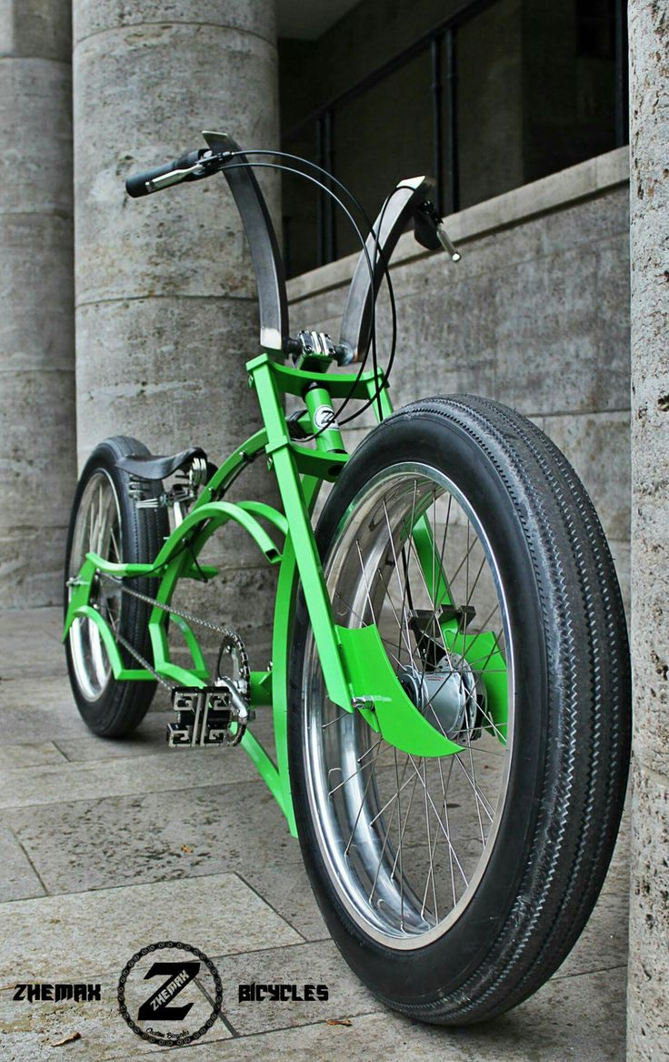 how to make a custom bicycle