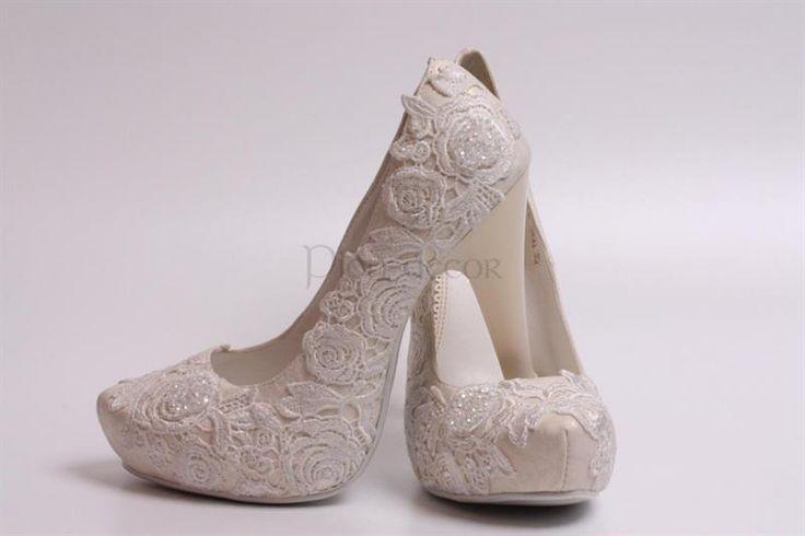 Свадебные туфли на заказ москва
