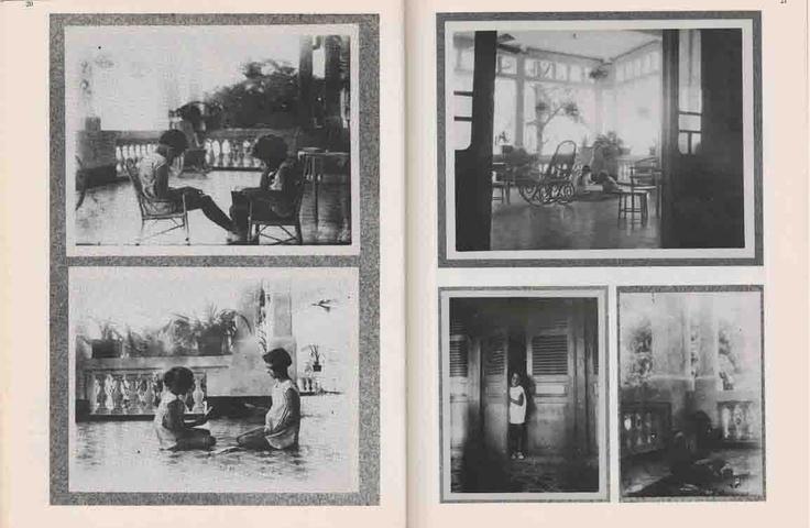 Cahier du Cinéma, 1980, childhood of Marguerite Duras