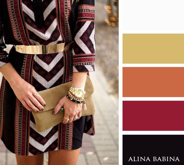 Colors by Alina Babina
