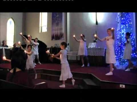 Beautiful Candle dance- GMC Sun Sch