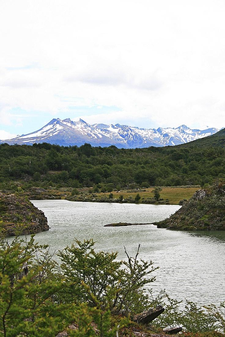 Parque Nacional de Tierra del Fuego. Usuahia. Argentina