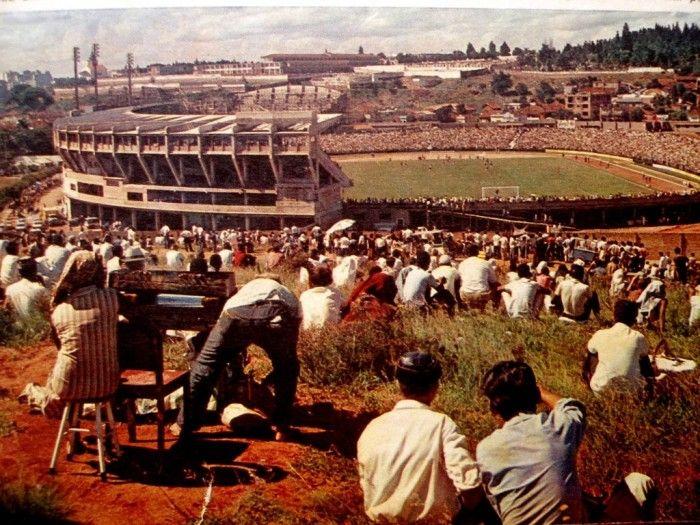 Estádio Olímpico Monumental - Grêmio Foot-Ball Porto Alegrense