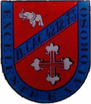 2ª Companhia de Caçadores do Batalhão de Caçadores 4212/73 Angola