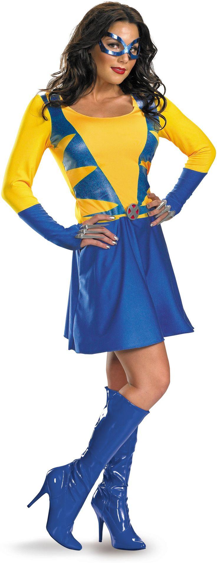 The 25+ best Wolverine costume ideas on Pinterest | Wolverine age ...