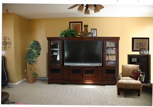 Decorating Top Of Entertainment Center Google Search Family Room