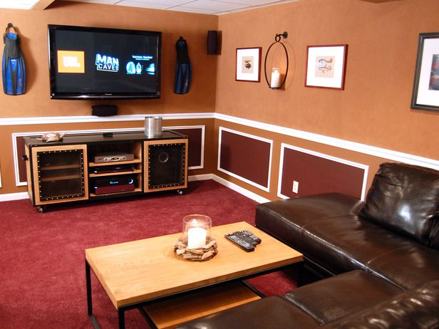 Chillaxation man caves men cave cave and game rooms for Design room x resa