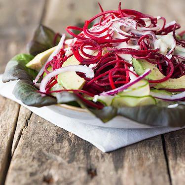 6 Rote Bete-Salate für die kalte Jahreszeit