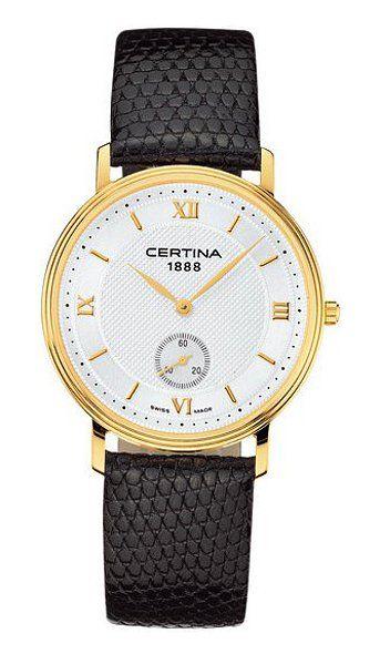 Toužíte nosit na ruce kousek opravdového luxusu? Skvělým tipem jsou mimořádně kvalitní hodinky Certina z řady Gold Collection https://www.hodinky-damske-panske.cz/aktuality/hodinky-certina-gold-collection--reprezentativni-vzhled-ktery-vas-nadchne--46/