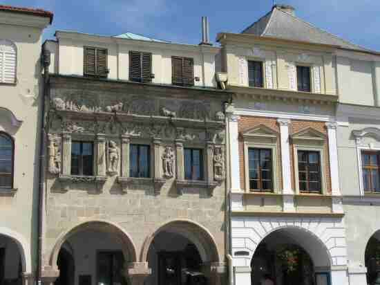 Litomysl - Casa U Rytiru, República Checa