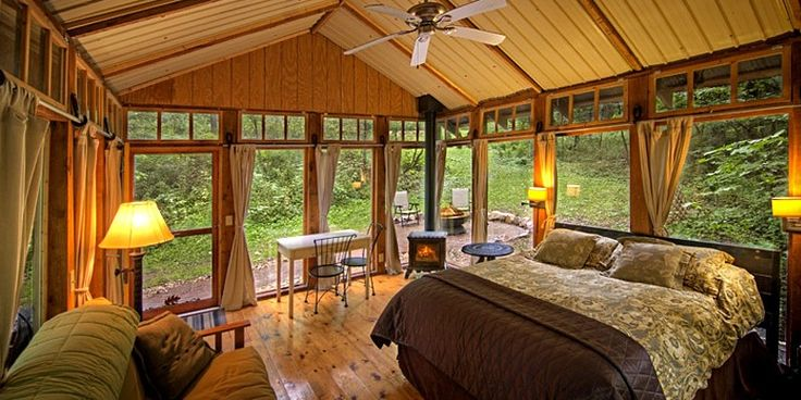 Candlewood Cabins | Travel Wisconsin....next year's anniversary :)