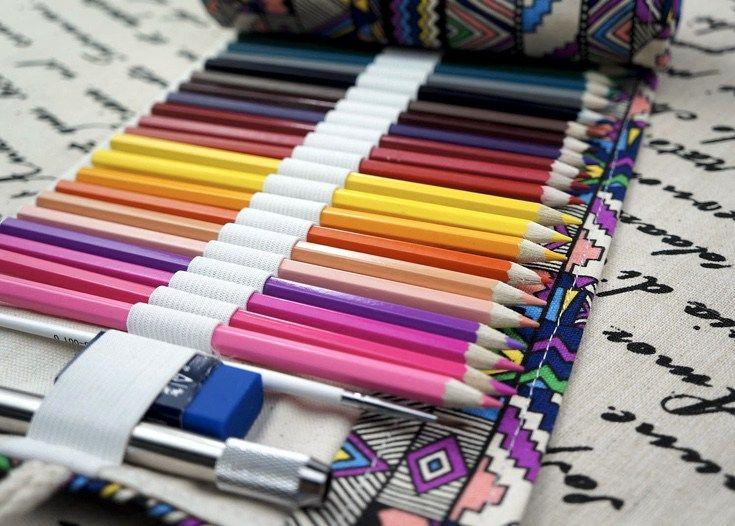 How do you store your colored pencils?