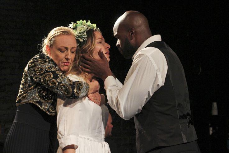Ingrid Kullberg-Bendz, Vanessa Johansson & Devin B. Tillman in BASTARDS OF STRINDBERG.