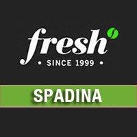 Fresh On Spadina #fresh #healthy #vegetarian #toronto