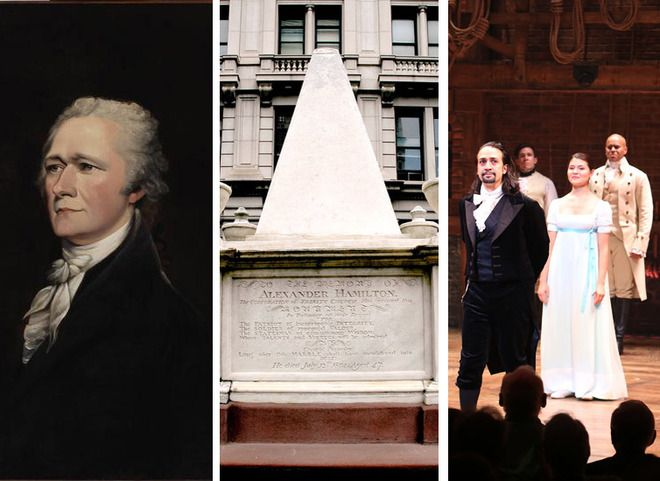 Retracing Alexander Hamilton's Historic Steps Through NYC ~ No show in recent memory has taken Broadway by storm with quite the speed or spirit of Hamilton, Lin-Manuel Miranda's game-changing hip-hop musical about the life and death of...