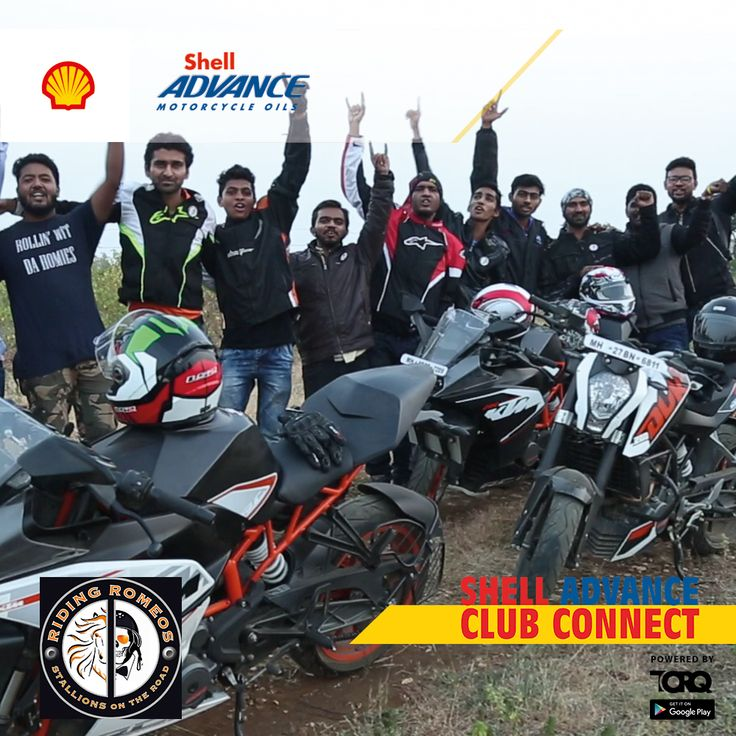 Shell Advance club connect powered by TORQ is experiencing biking passion and a warm welcome from KTM Riding Romeos..! #TheWinningIngredient #TORQ #TorqRiderApp #bikerlife